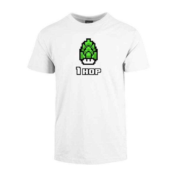 T-skjorte 1 Hop Hvit