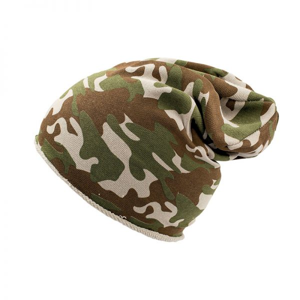Kid Beanie Camouflage