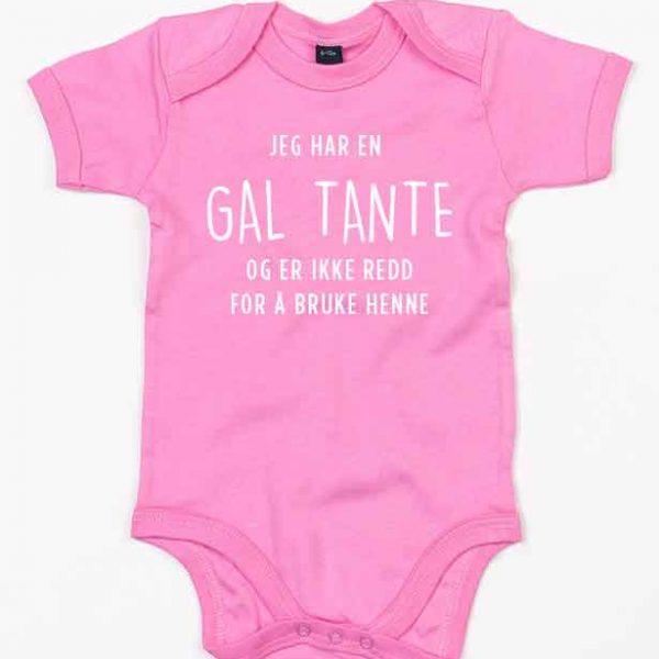 Babybody Gal Tante rosa