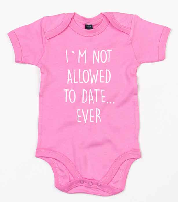 Babybody Not Allowed to Date