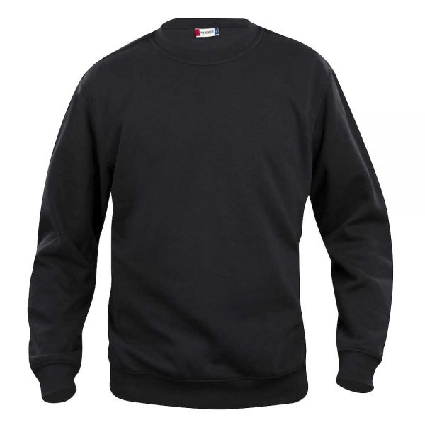 Svart genser