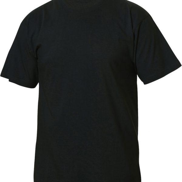 Svart t-skjorte
