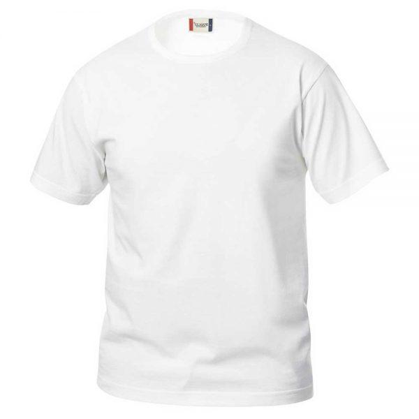Hvit t-skjorte