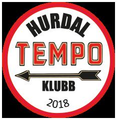 Hurdal temploklubb logo